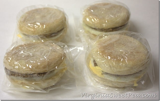 Jimmy Dean Delights English Muffin with Turkey Sausage Packaging