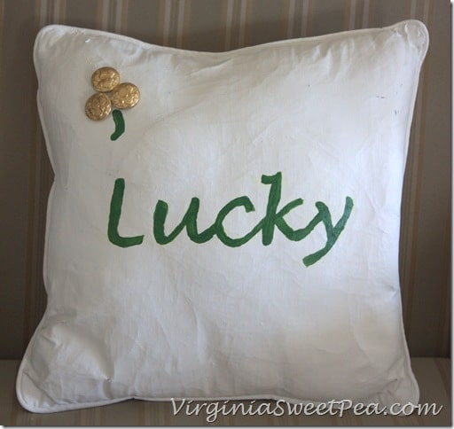 Lucky Pillow2