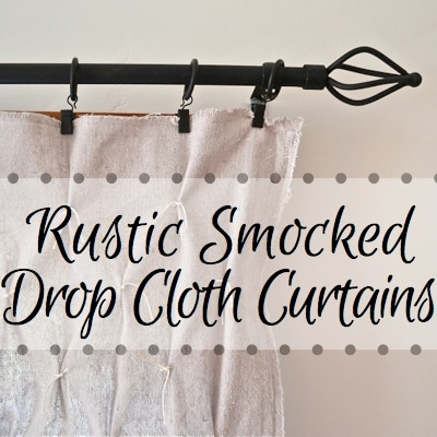 Rustic-smocked-drop-cloth-curtains-SQ