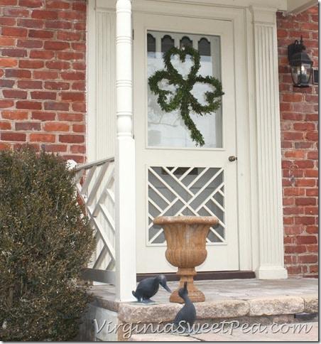 Boxwood St. Patrick's Day Wreath