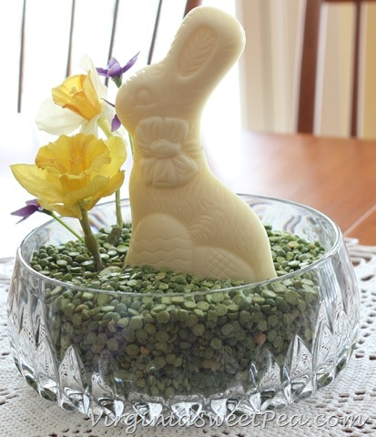 easy easter centerpiece southern living copycat sweet pea