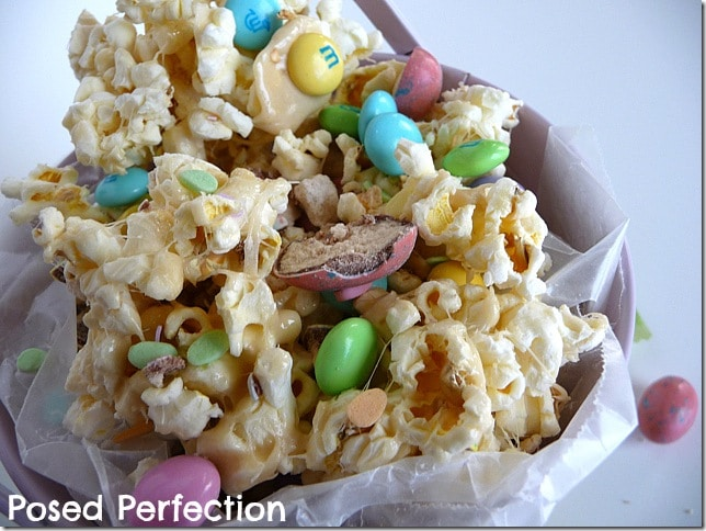 Easter Candy Popcorn