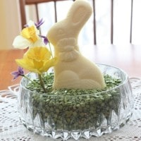 Easy Easter Centerpiece (Southern Living Copycat)