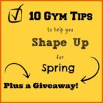 Gym Tips to Help you Shape Up