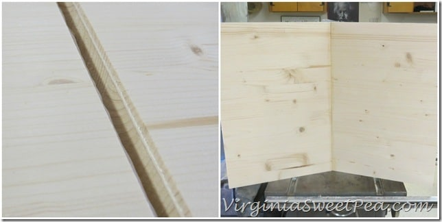 How to Make the Shelves for Plow and Hearth Table Knockoff