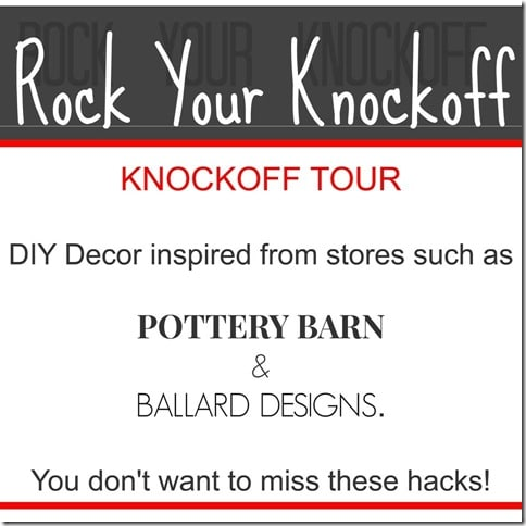 Rock Your Knockoff