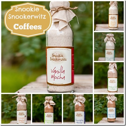 Snookie Snookerwitz Coffee Selection