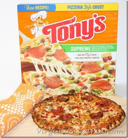 Tony's Supreme Pizza