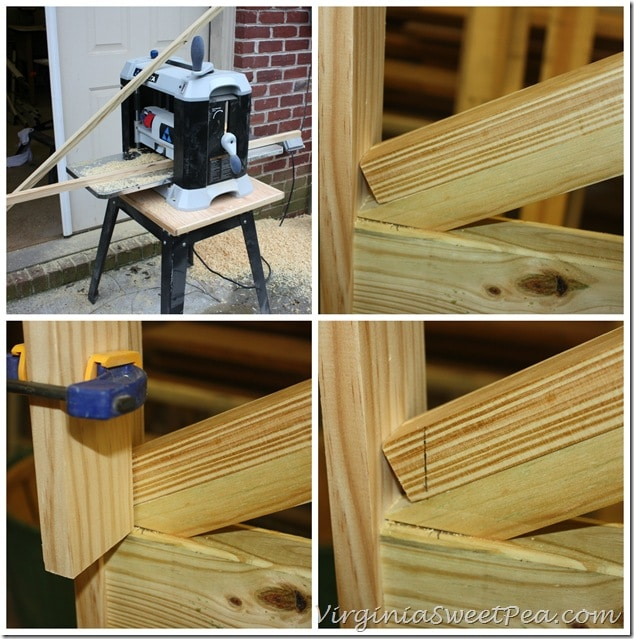 How to Make Chippendale Railings