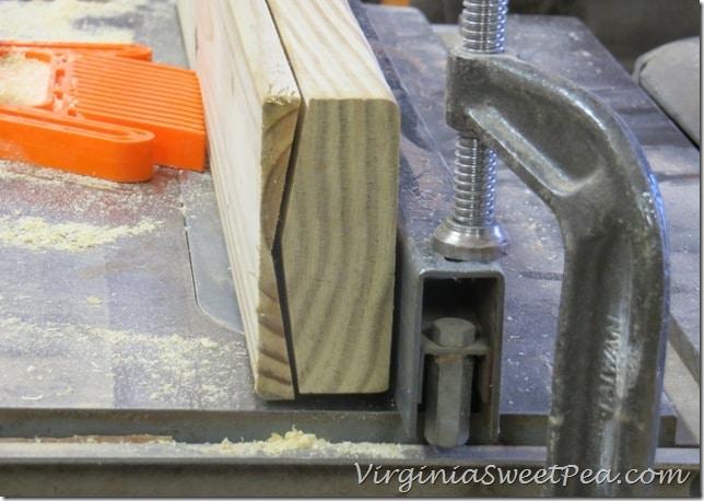 DIY Chippendale Railings