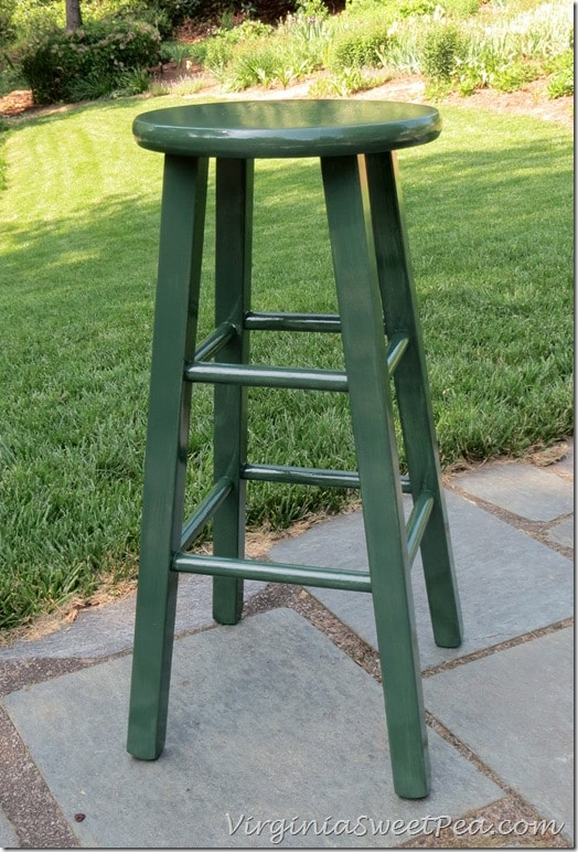 Stool after Painting