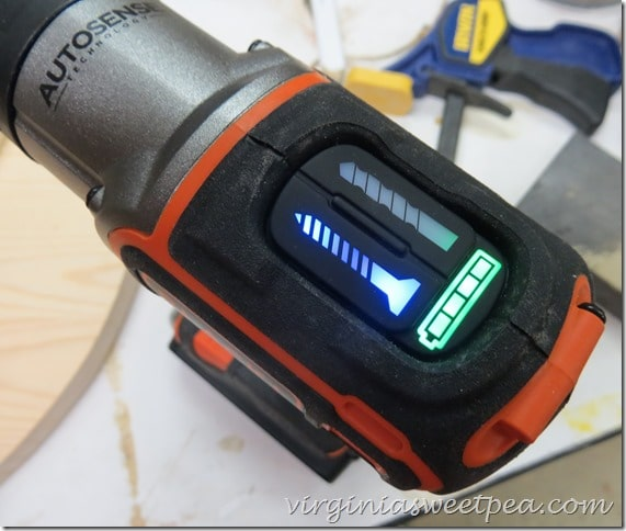 Black Decker Autosense Drill