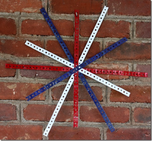 Industrial Patriotic Star