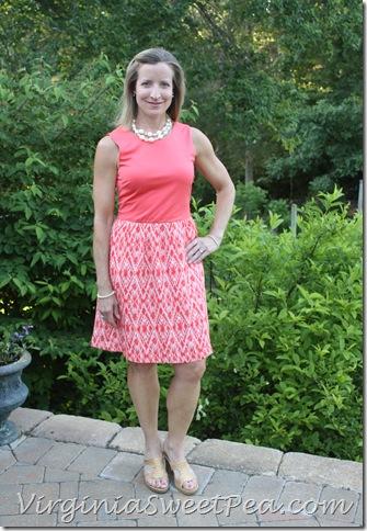 Stitch Fix Dress - virginiasweetpea.com