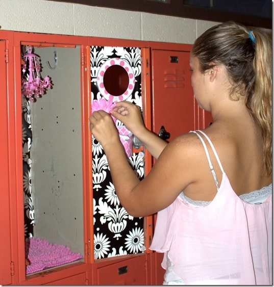 6th Grade Locker