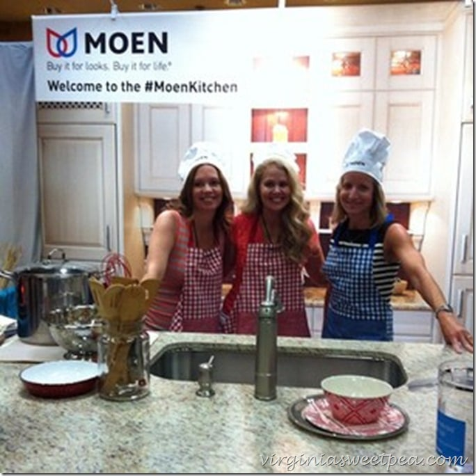 Moen Kitchen at Haven