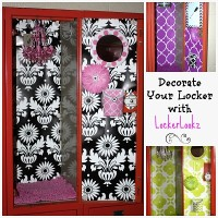 Decorate your Locker with LockerLookz