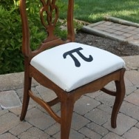 Themed Furniture Makeover - Pi