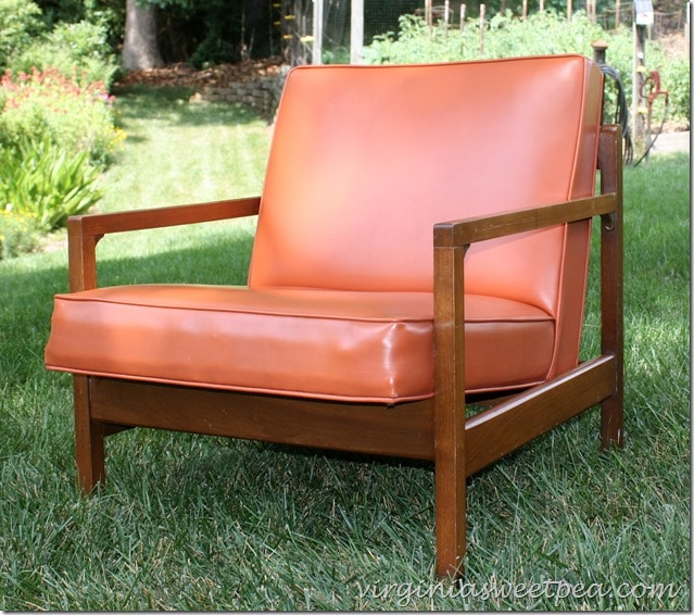 Mid Century Chair from 7 Hills School
