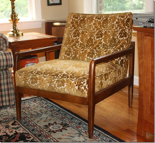 Mid-Century Chair from Estates Revisited