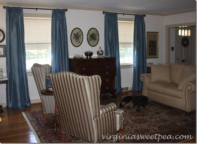 New Living Room Drapes