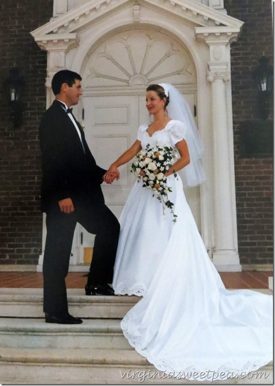 Our Wedding at Rivermont Presbytarian Church