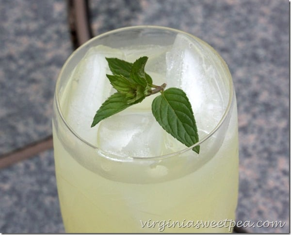 Tequila Mojito - Summer Cocktail
