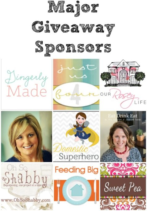 major sponsor collage