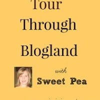 Tour Through Blogland with Sweet Pea