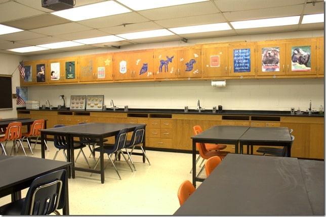 My Monelison Middle Classroom