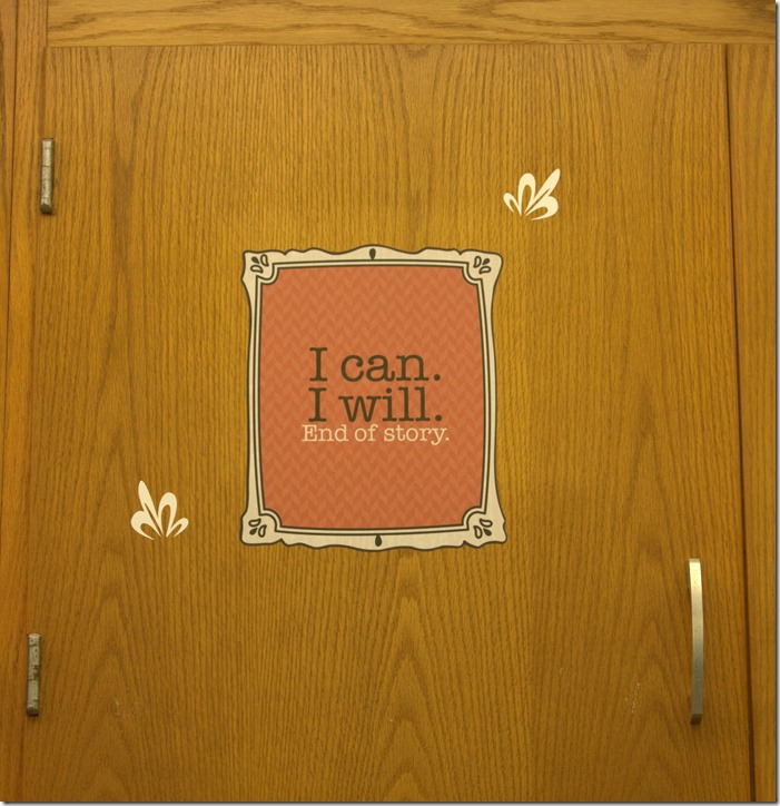 Wallternatives-I Can I Will End of Story