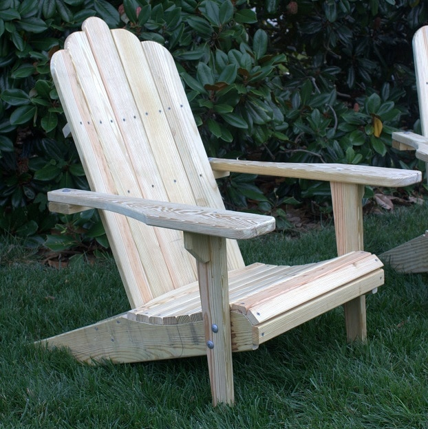 Diy adirondack chair cost cheap metal sheds 8x6