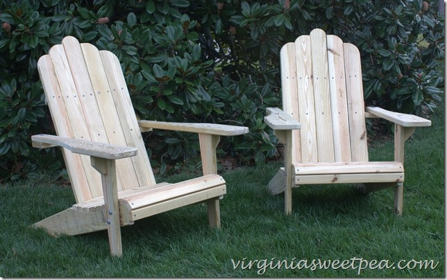 DIY Adirondack Chairs3