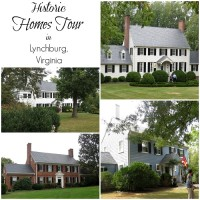Historic Homes Tour in Lynchburg, VA by virginiasweetpea