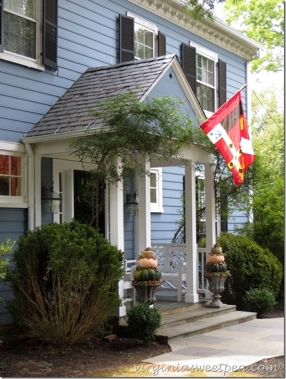 Mundin House on Langhorne Road Entrance