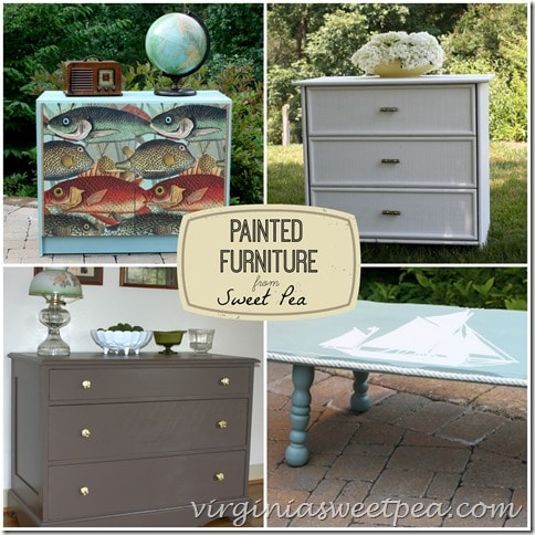 Painted Furniture from Sweet Pea