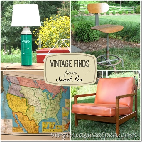 Vintage Finds from virginiasweetpea.com
