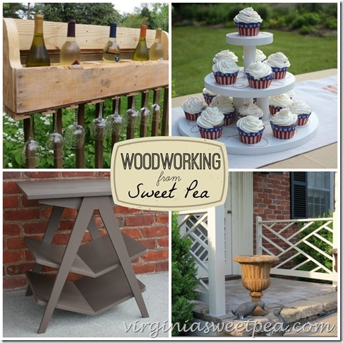 Woodworking from virginiasweetpea.com