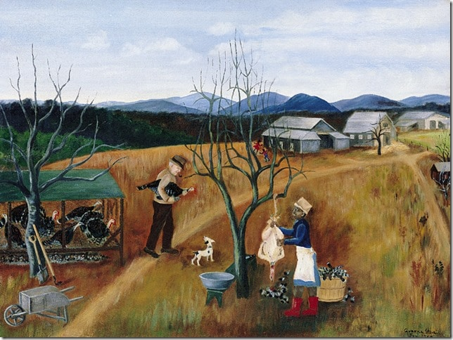 Queena Stovall-Virginia Folk Artist