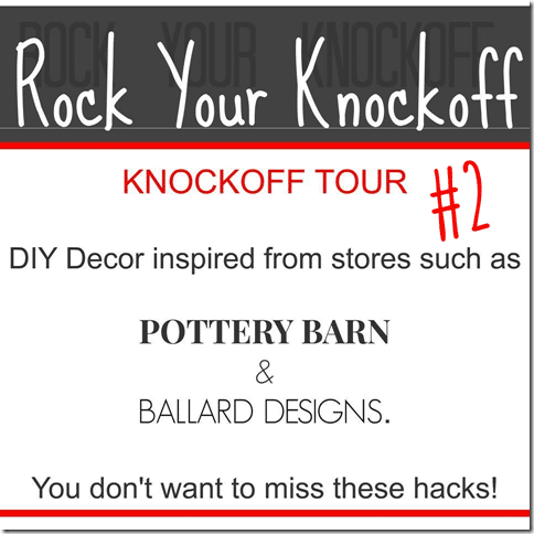 Rock Your Knockoff Tour