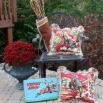 DIY Decorator Pillows and Giveaway