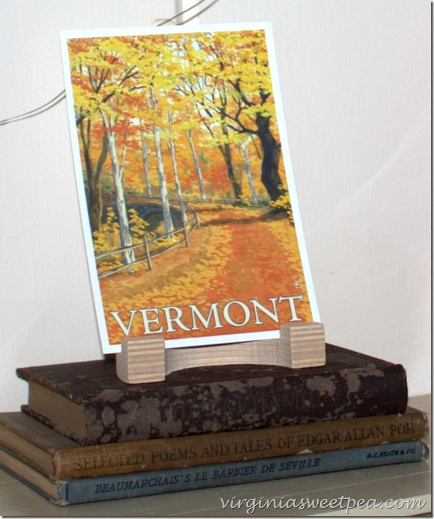Fall in Vermont by virginiasweetpea.com