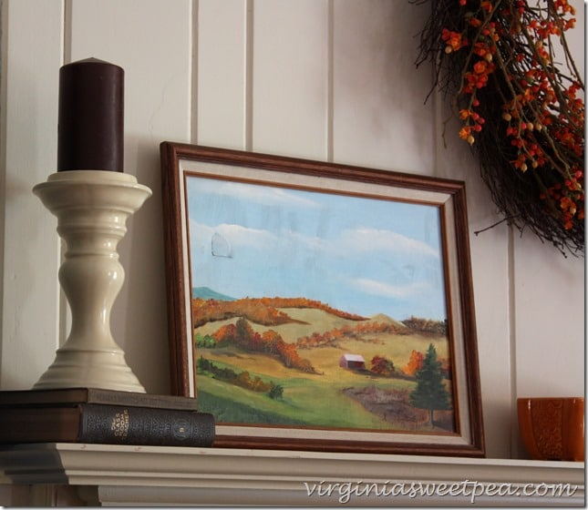 Vermont Painting by virginiasweetpea.com