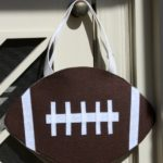 How to Make a Football Halloween Treat Bag