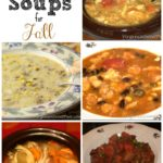 Five Delicious Soups for Fall