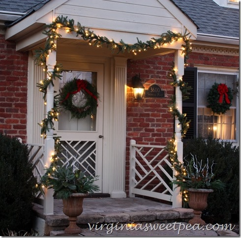 Christmas Curb Appeal2014