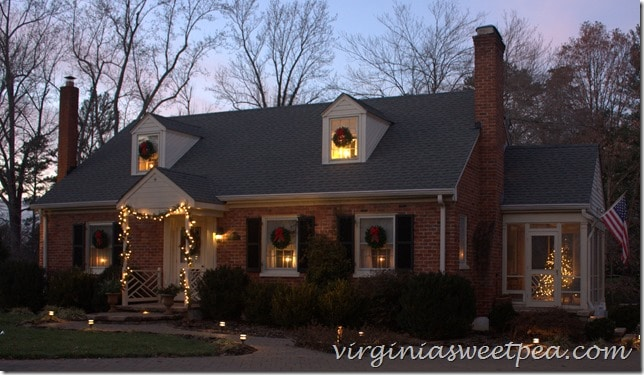 Christmas Curb Appeal 2014