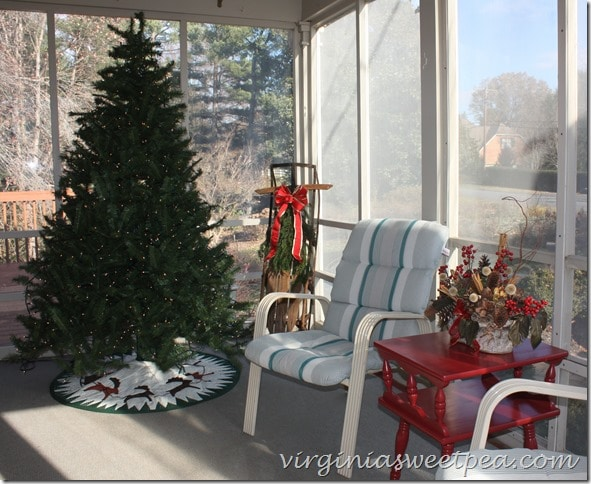 Day - Christmas on the Porch
