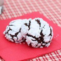 Chocolate Crinkles by virginiasweetpea