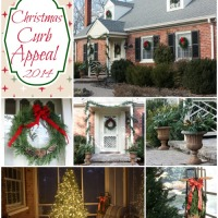 Christmas Curb Appeal 2014 from virginiasweetpea.com